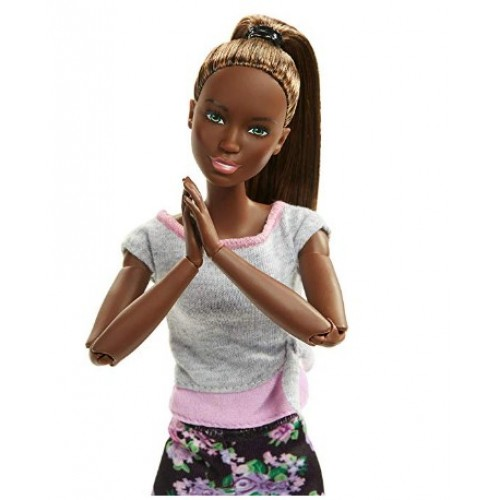 Barbie Sonsuz Hareket Bebekleri FTG83