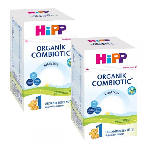Hipp 1 Organik Bebek Sütü Combiotic 800 gr x 2 Adet