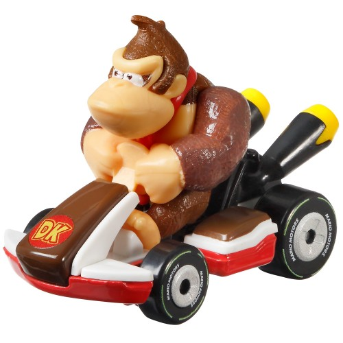 Hot Wheels Mario Kart Karakter Araçlar Mario GBG25-GRN24