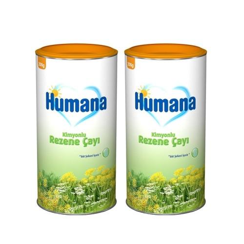 Humana Kimyonlu Rezene Anne İçeceği 200 gr x 2 Adet
