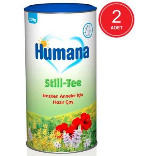 Humana Still-Tee Emziren Anne İçeceği 200 gr x 2 Adet