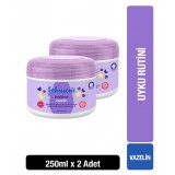 Johnsons Baby Bedtime Vazelin 250 ml x 2 Adet