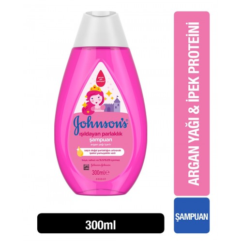 Johnsons Baby Işıldayan Parlaklık Şampuan 300 ml