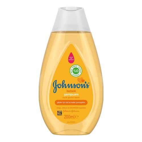 Johnsons Baby Şampuan 200 ml