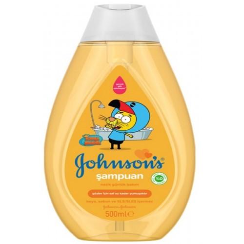 Johnsons Kral Şakir Bebek Şampuanı 500 ml