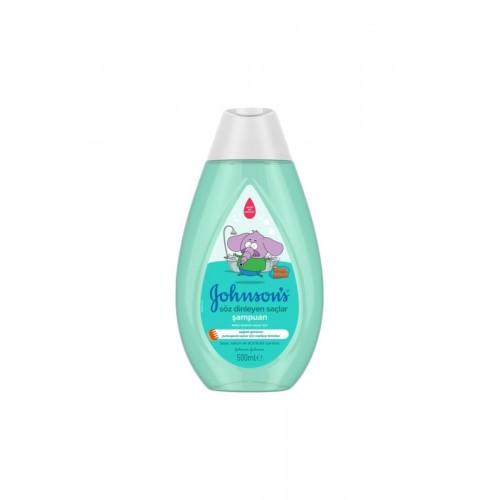 Johnsons Kral Şakir Söz Dinleyen Saçlar Şampuan 500 ml