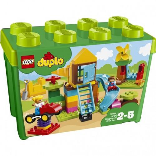 Lego Duplo Büyük Oyun Parkı Yapım Kutusu 10864