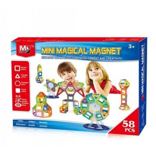 Magical Magnet 58 Parça 9607
