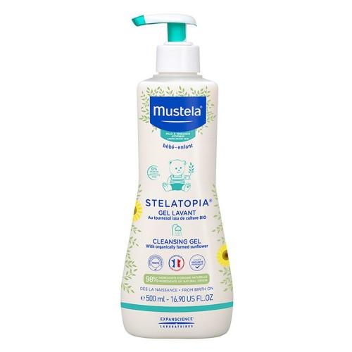 Mustela Stelatopia Cleansing Gel 500 ml