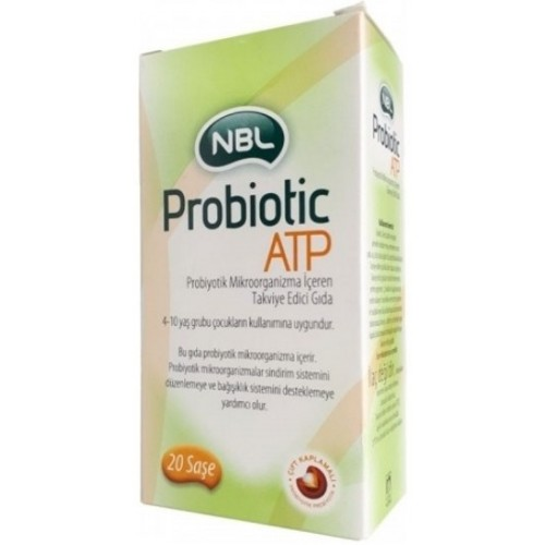Nbl Probiotic Atp 20 Şase