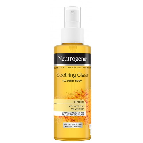 Neutrogena Soothing Clear Tonik 125 ml