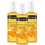 Neutrogena Soothing Clear Tonik 125 ml x 3 Adet