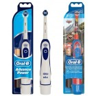 Oral-B Pilli Expert Precision Clean Db04 + Pilli Cars Diş Fırçası