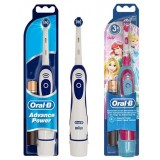 Oral-B Pilli Expert Precision Clean Db04 + Pilli Prenses Diş Fırçası