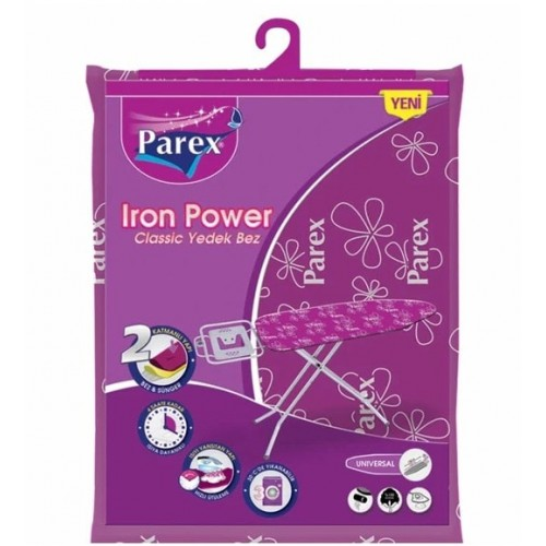 Parex Iron Power Classic Yedek Bez