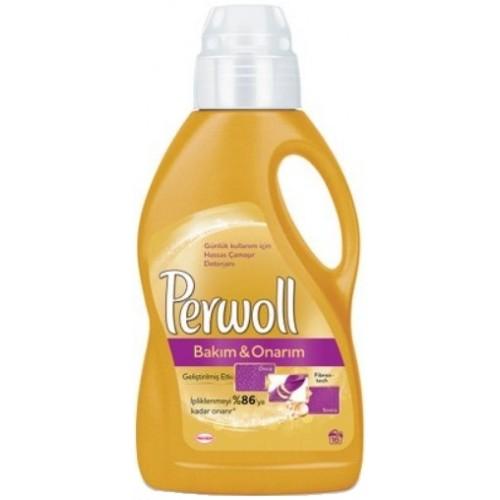 Perwoll Sıvı Çamaşır Deterjanı Bakım Onarım 1 lt