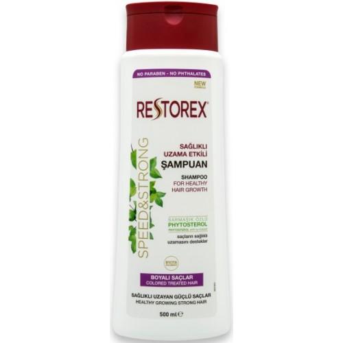 Restorex Boyalı Saçlara Özel Şampuan 500 ml