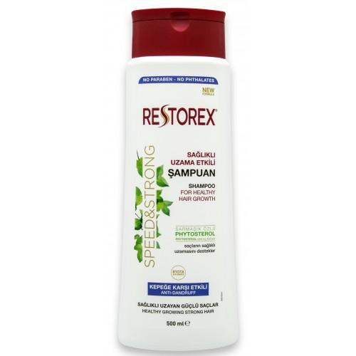 Restorex Kepeğe Karşı Etkili Şampuan 500 ml