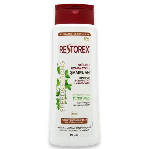 Restorex Kuru ve Yıpranmış Saçlar için Şampuan 500 ml
