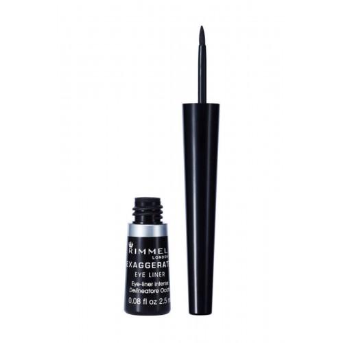 Rimmel London Eyeliner Exaggerate Eye Liner 001 Black