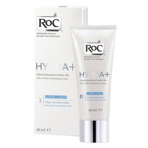 Roc Hydra+ 24h Comfort Light Nemlendirici 40 ml
