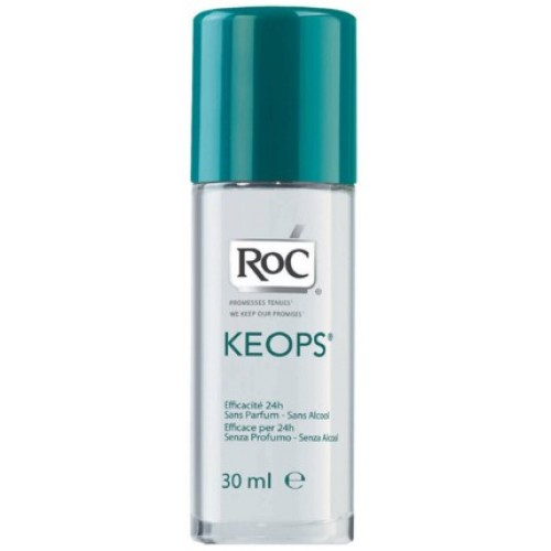 Roc Keops Rollon Deodorant 30 ml