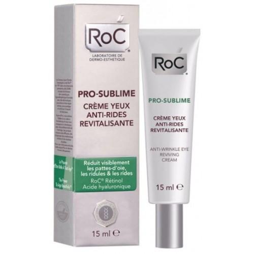 Roc Pro-Sublime Anti-Wrinkle Kırışık Karşıtı Göz Kremi 15 ml