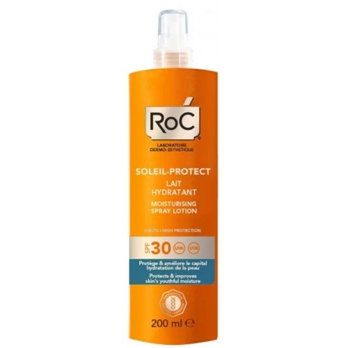 Roc Soleil Protect Spray Lotion Spf30 200 ml