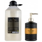 Savon De Royal Luxury Vegan Sıvı Sabun Black Pearl 2500 ml & 500 ml