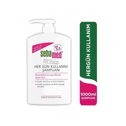 Sebamed Şampuan Hergün Kullanım 1000 ml