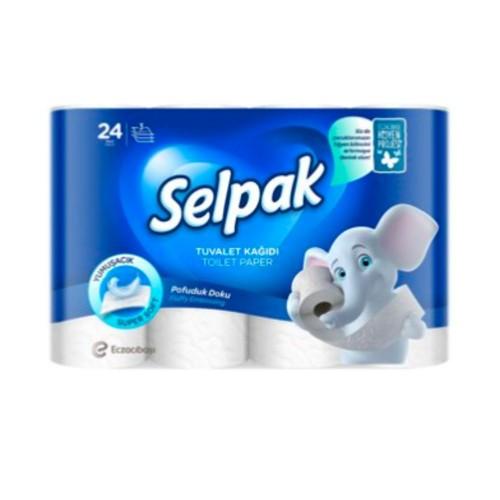Selpak Tuvalet Kağıdı 24 lü