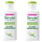 Simple Sensitive Skin Experts Su Bazlı Nemlendirici 125 ml x 2 Adet