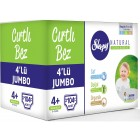Sleepy Natural Bebek Bezi Maxi Plus 4 + No 104 lü