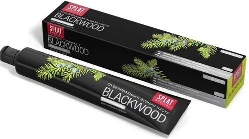 Splat Special Blackwood Güvenli Beyazlatma Diş Macunu 75 ml