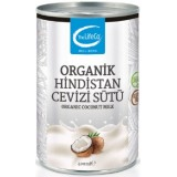 The LifeCo Organik Hindistan Cevizi Sütü 400 ml