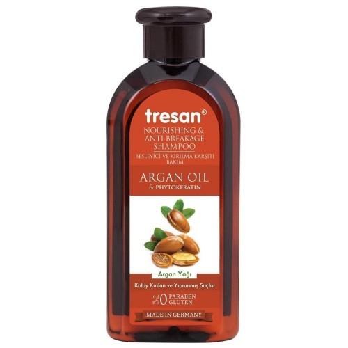 Tresan Argan Yağı Besleyici ve Kırılma Karşıtı Bakım Şampuanı 300 ml