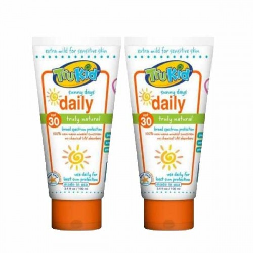 Trukid Sunny Days Güneş Kremi Spf 30 100 ml x 2 Adet