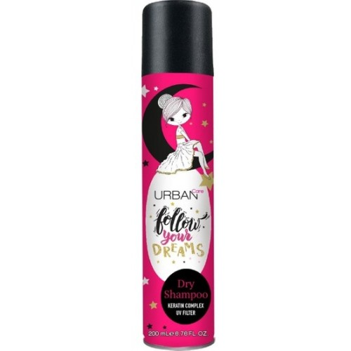 Urban Care Dry Shampoo Follow Your Dreams Kuru Şampuan 200 ml