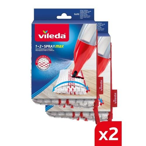 Vileda 1-2 Spray Max Yedek Başlık x 2 Adet