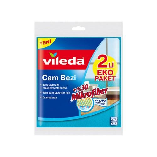 Vileda Cam Bezi 2 li