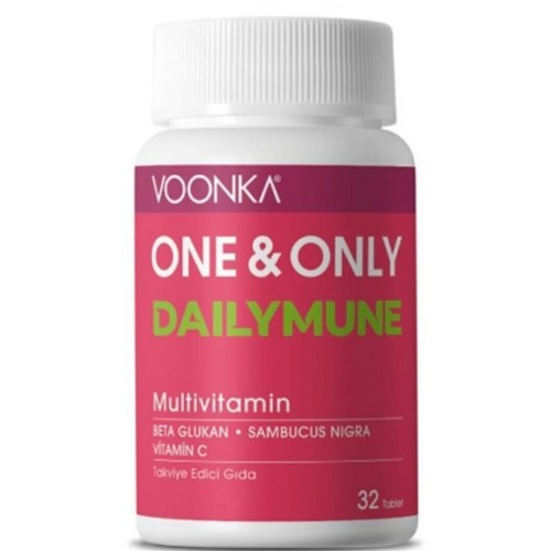Voonka One And Only Dailymune Multivitamin 32 Tablet