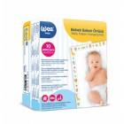 Wee Baby Bebek Bakım Örtüsü 10 lu