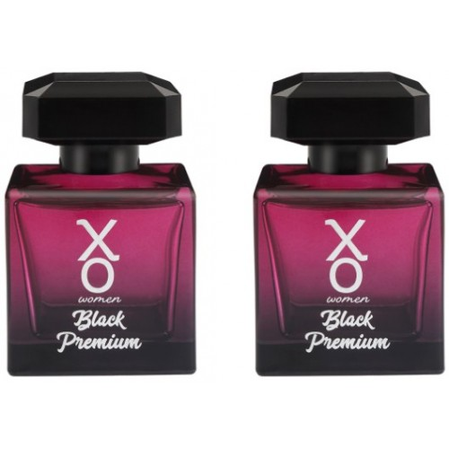 Xo Black Premium Women Edt Parfüm 100 ml x 2 Adet