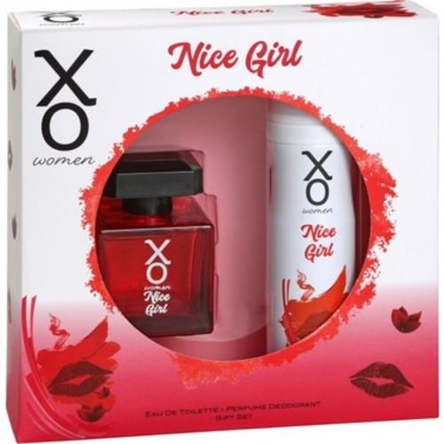 Xo Nice Girl Women Edt 100 ml + Deodorant 125 ml