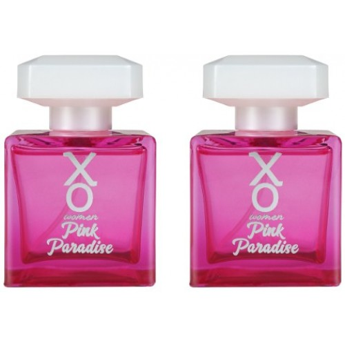 Xo Pink Paradise Women Edt Parfüm 100 ml x 2 Adet