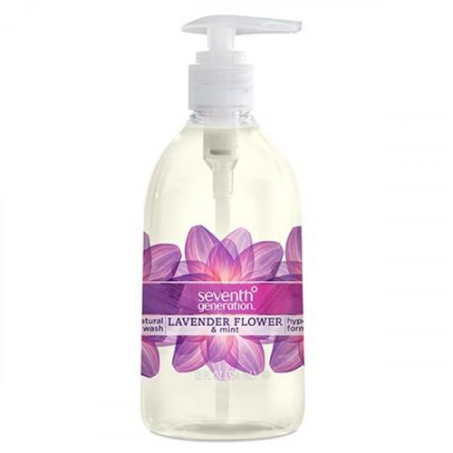 Seventh Generation Doğal Sıvı El Sabunu Lavanta Çiçeği & Nane 354 ml