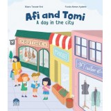 Afi and Tomi - A Day İn The City 5+ Yaş