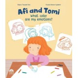 Afi and Tomi - What Color Are My Emotions ? 5+ Yaş