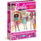 Barbie Dress Up Fashionistas - Manyetik Kıyafet Giydirme Oyunu