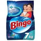 Bingo Matik Konsantre Eko Renkli-Beyaz 7 Kg